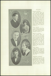 Page 12, 1924 Edition, Roseville High School - Rose Leaves Yearbook (Roseville, CA) online yearbook collection