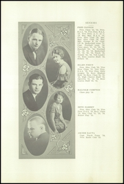 Page 13, 1924 Edition, Roseville High School - Rose Leaves Yearbook (Roseville, CA) online yearbook collection