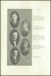 Page 16, 1924 Edition, Roseville High School - Rose Leaves Yearbook (Roseville, CA) online yearbook collection