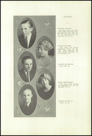 Page 17, 1924 Edition, Roseville High School - Rose Leaves Yearbook (Roseville, CA) online yearbook collection
