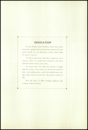 Page 7, 1924 Edition, Roseville High School - Rose Leaves Yearbook (Roseville, CA) online yearbook collection