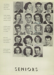Page 11, 1947 Edition, Roseville High School - Rose Leaves Yearbook (Roseville, CA) online yearbook collection