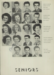 Page 12, 1947 Edition, Roseville High School - Rose Leaves Yearbook (Roseville, CA) online yearbook collection