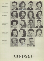 Page 13, 1947 Edition, Roseville High School - Rose Leaves Yearbook (Roseville, CA) online yearbook collection