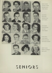 Page 14, 1947 Edition, Roseville High School - Rose Leaves Yearbook (Roseville, CA) online yearbook collection