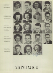 Page 15, 1947 Edition, Roseville High School - Rose Leaves Yearbook (Roseville, CA) online yearbook collection