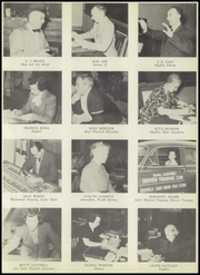 Page 11, 1950 Edition, Roseville High School - Rose Leaves Yearbook (Roseville, CA) online yearbook collection