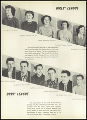 Page 14, 1950 Edition, Roseville High School - Rose Leaves Yearbook (Roseville, CA) online yearbook collection