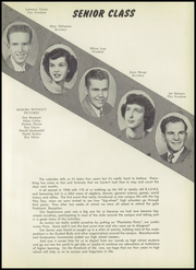 Page 15, 1950 Edition, Roseville High School - Rose Leaves Yearbook (Roseville, CA) online yearbook collection