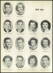 Page 16, 1950 Edition, Roseville High School - Rose Leaves Yearbook (Roseville, CA) online yearbook collection