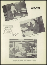 Page 9, 1950 Edition, Roseville High School - Rose Leaves Yearbook (Roseville, CA) online yearbook collection