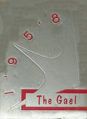 1958 Edition, Christian Brothers High School - Gael Yearbook (Sacramento, CA)