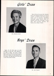 Page 11, 1962 Edition, Encina High School - Encinian Yearbook (Sacramento, CA) online yearbook collection