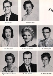 Page 16, 1962 Edition, Encina High School - Encinian Yearbook (Sacramento, CA) online yearbook collection