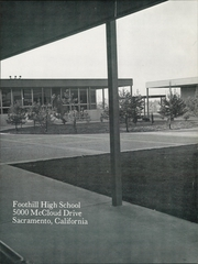 Page 5, 1970 Edition, Foothill High School - Equi Yearbook (Sacramento, CA) online yearbook collection