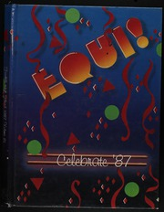 Page 3, 1987 Edition, Foothill High School - Equi Yearbook (Sacramento, CA) online yearbook collection