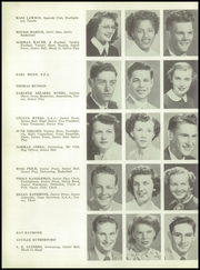 Page 14, 1951 Edition, Grant Union High School - Del Pasado Yearbook (Sacramento, CA) online yearbook collection