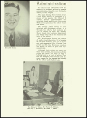 Page 6, 1951 Edition, Grant Union High School - Del Pasado Yearbook (Sacramento, CA) online yearbook collection