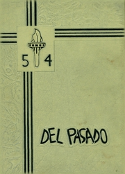Page 1, 1954 Edition, Grant Union High School - Del Pasado Yearbook (Sacramento, CA) online yearbook collection
