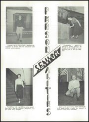 Page 14, 1954 Edition, Grant Union High School - Del Pasado Yearbook (Sacramento, CA) online yearbook collection