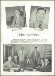 Page 6, 1954 Edition, Grant Union High School - Del Pasado Yearbook (Sacramento, CA) online yearbook collection
