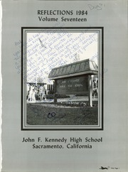 Page 5, 1984 Edition, John F Kennedy High School - Reflections Yearbook (Sacramento, CA) online yearbook collection