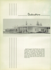 Page 8, 1958 Edition, Loretto High School - Anima Yearbook (Sacramento, CA) online yearbook collection