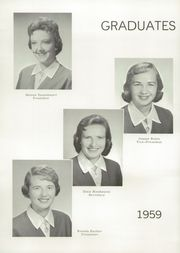 Page 12, 1959 Edition, Loretto High School - Anima Yearbook (Sacramento, CA) online yearbook collection