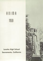 Page 5, 1959 Edition, Loretto High School - Anima Yearbook (Sacramento, CA) online yearbook collection