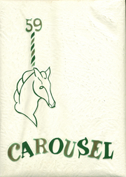Page 1, 1959 Edition, Norte Del Rio High School - Carousel Yearbook (Sacramento, CA) online yearbook collection