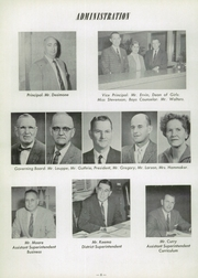 Page 12, 1959 Edition, Norte Del Rio High School - Carousel Yearbook (Sacramento, CA) online yearbook collection