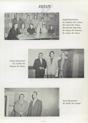 Page 13, 1959 Edition, Norte Del Rio High School - Carousel Yearbook (Sacramento, CA) online yearbook collection