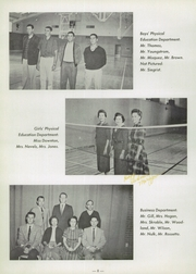 Page 14, 1959 Edition, Norte Del Rio High School - Carousel Yearbook (Sacramento, CA) online yearbook collection