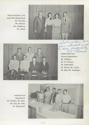 Page 15, 1959 Edition, Norte Del Rio High School - Carousel Yearbook (Sacramento, CA) online yearbook collection