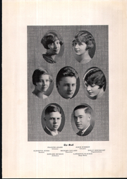 Page 15, 1926 Edition, Sacramento High School - Review Yearbook (Sacramento, CA) online yearbook collection