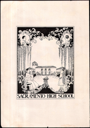 Page 6, 1926 Edition, Sacramento High School - Review Yearbook (Sacramento, CA) online yearbook collection