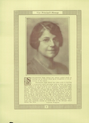 Page 12, 1930 Edition, Sacramento High School - Review Yearbook (Sacramento, CA) online yearbook collection