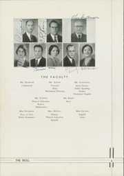 Page 12, 1934 Edition, Calaveras High School - Skull Yearbook (San Andreas, CA) online yearbook collection