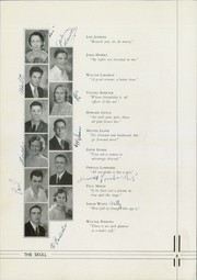 Page 16, 1934 Edition, Calaveras High School - Skull Yearbook (San Andreas, CA) online yearbook collection