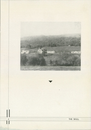 Page 9, 1934 Edition, Calaveras High School - Skull Yearbook (San Andreas, CA) online yearbook collection