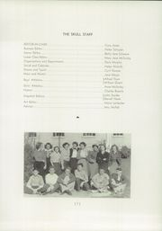 Page 13, 1938 Edition, Calaveras High School - Skull Yearbook (San Andreas, CA) online yearbook collection