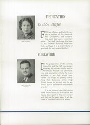 Page 10, 1939 Edition, Calaveras High School - Skull Yearbook (San Andreas, CA) online yearbook collection