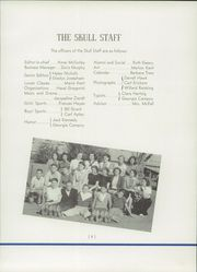 Page 13, 1939 Edition, Calaveras High School - Skull Yearbook (San Andreas, CA) online yearbook collection