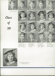 Page 16, 1939 Edition, Calaveras High School - Skull Yearbook (San Andreas, CA) online yearbook collection