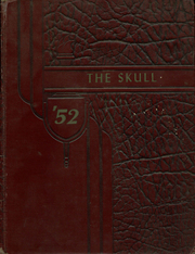 1952 Edition, Calaveras High School - Skull Yearbook (San Andreas, CA)