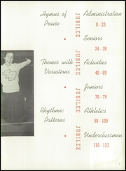 Page 11, 1956 Edition, St Bernardine High School - Crusader Yearbook (San Bernardino, CA) online yearbook collection