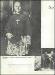 Page 14, 1956 Edition, St Bernardine High School - Crusader Yearbook (San Bernardino, CA) online yearbook collection