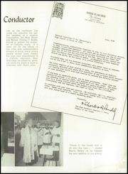 Page 15, 1956 Edition, St Bernardine High School - Crusader Yearbook (San Bernardino, CA) online yearbook collection