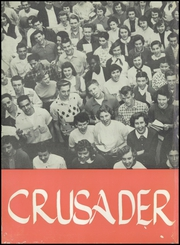 Page 6, 1956 Edition, St Bernardine High School - Crusader Yearbook (San Bernardino, CA) online yearbook collection