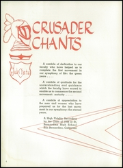 Page 8, 1956 Edition, St Bernardine High School - Crusader Yearbook (San Bernardino, CA) online yearbook collection